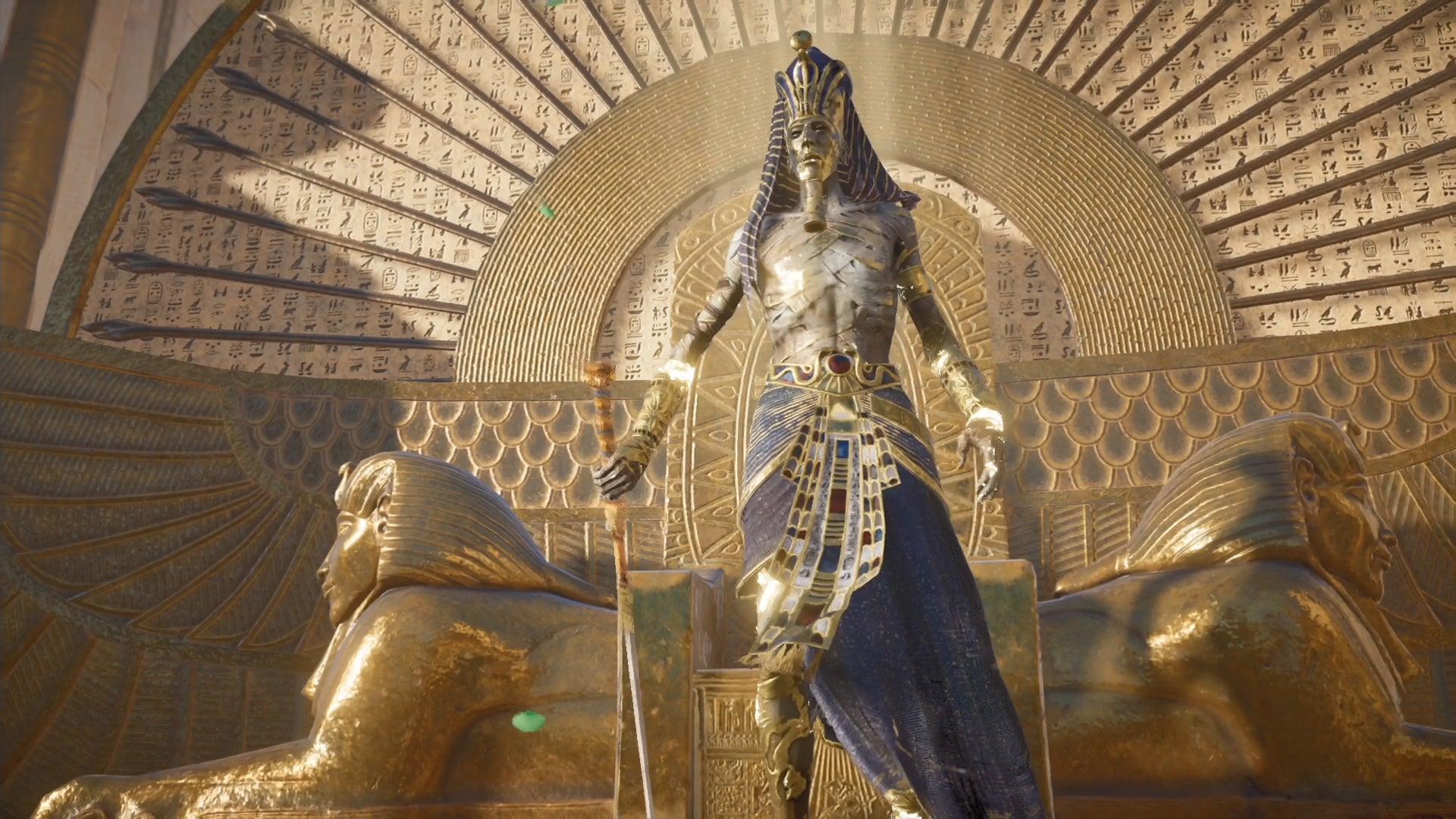 Nicolas Kraj interview - Assassin's Creed Origins Lead Game Designer