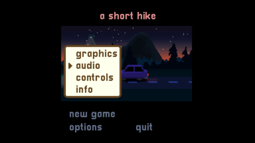 a-short-hike-options