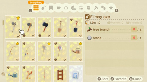 animal-crossing-new-horizons-recipes-inventory
