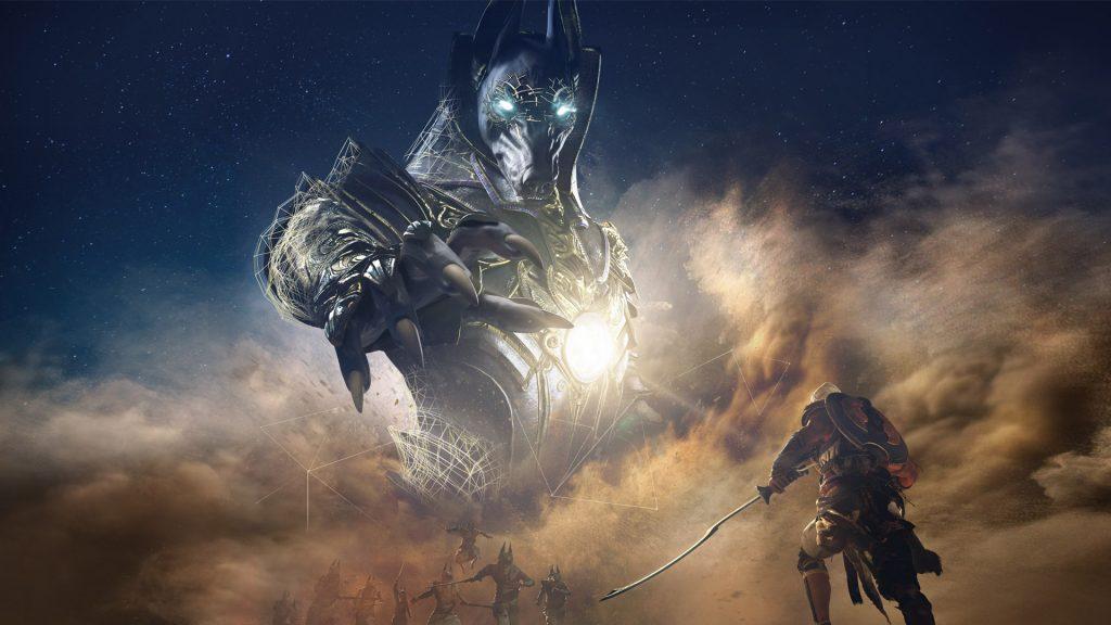 Nicholas Kraj interview - Assassin's Creed Origins Lead Game Designer