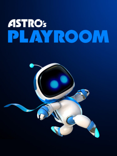 Cover media of Astro's Playroom video game.