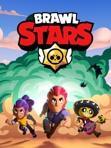 Cover media of Brawl Stars video game.