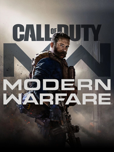 Cover media of Call of Duty: Modern Warfare video game.