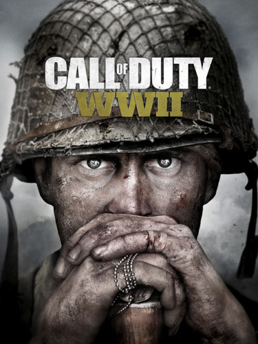 Cover media of Call of Duty: WWII video game.