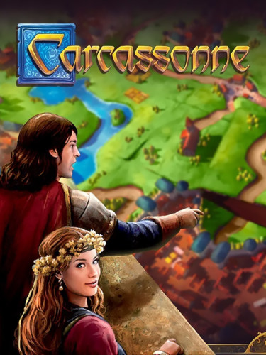 Cover media of Carcassonne Tiles and Tactics video game.