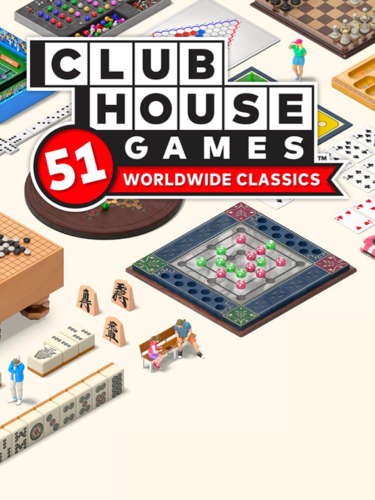 Cover media of Clubhouse Games: 51 Worldwide Classics video game.