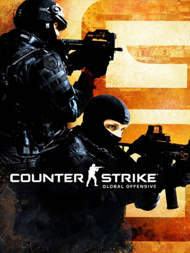Cover media of Counter-Strike: Global Offensive video game.