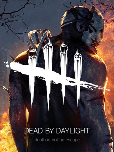 Cover media of Dead by Daylight video game.