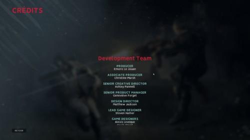 deathgarden-bloodharvest-game-credits