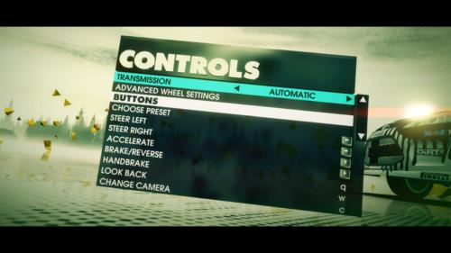 dirt-3-controls