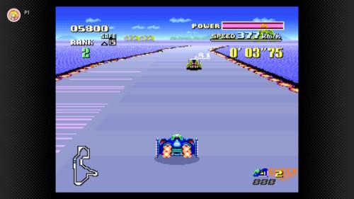 f-zero-race