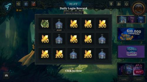 faeria-daily-login-reward