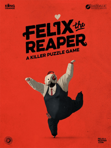 Cover media of Felix the Reaper video game.