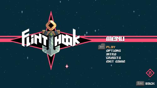 flinthook-main-menu