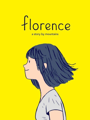 Cover media of Florence video game.