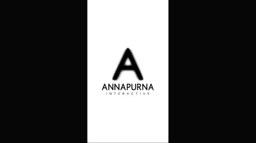 Loading Annapurna Logo screenshot of Florence video game interface.