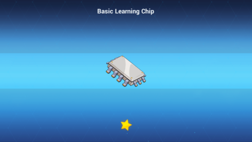 Basic learning chip screenshot of Honkai Impact 3rd video game interface.
