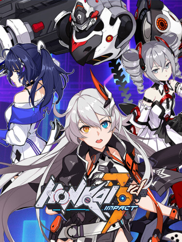 Cover media of Honkai Impact 3rd video game.