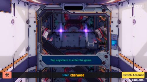 Enter the game screenshot of Honkai Impact 3rd video game interface.