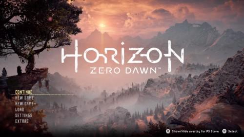 horizon-zero-dawn-main-menu