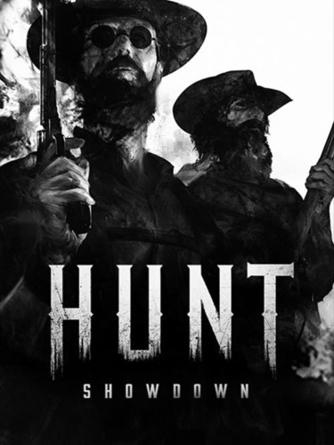 Cover media of Hunt: Showdown video game.