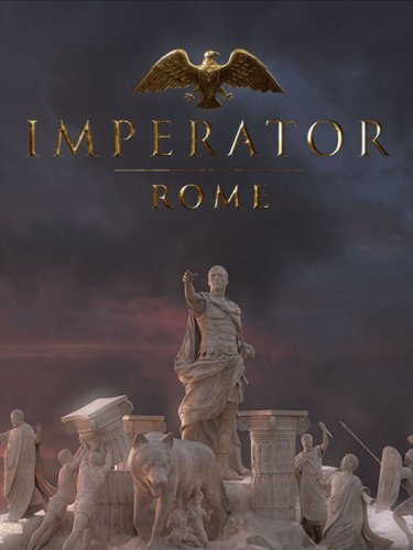Cover media of Imperator: Rome video game.