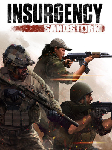 Cover media of Insurgency: Sandstorm video game.