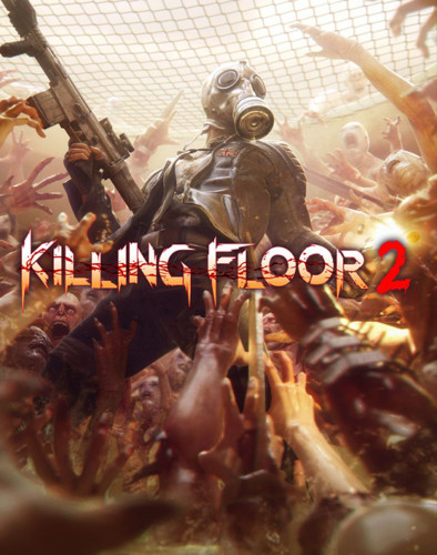 Cover media of Killing Floor 2 video game.
