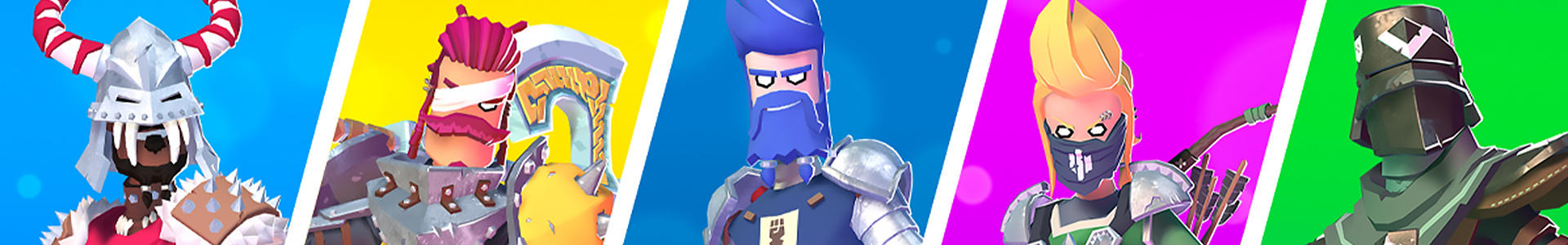 Banner media of Knighthood video game.