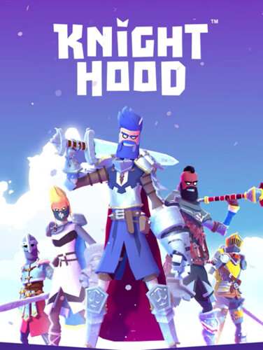 Cover media of Knighthood video game.