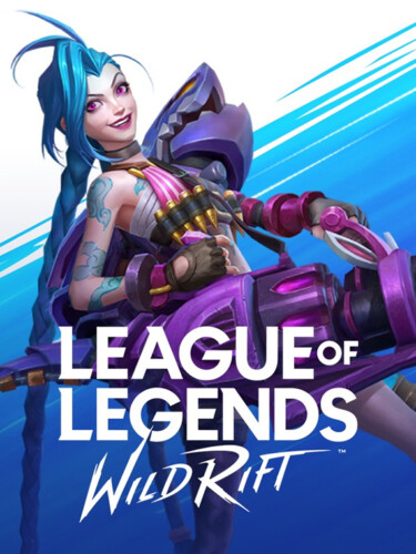 Cover media of League of Legends: Wild Rift video game.
