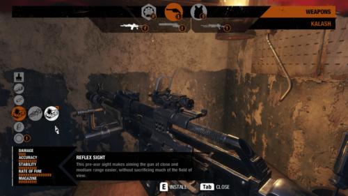 Add scope screenshot of Metro Exodus video game interface.