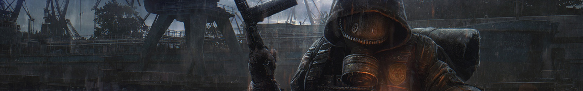 Banner media of Metro Exodus video game.