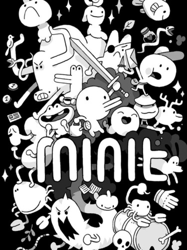 Cover media of Minit video game.