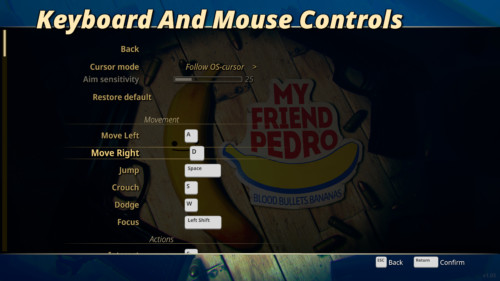 my-friend-pedro-keyboard-and-mouse-controls