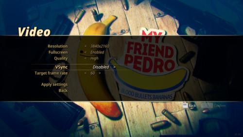 my-friend-pedro-video