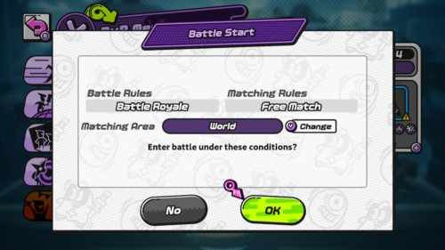 ninjala-battle-start