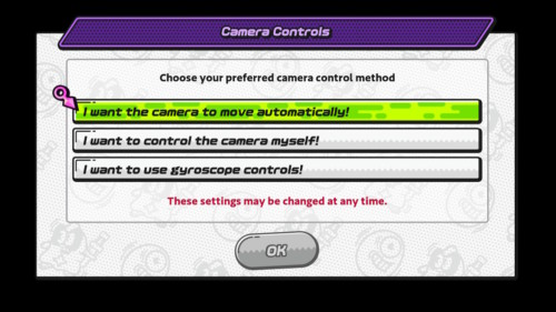 ninjala-camera-controls