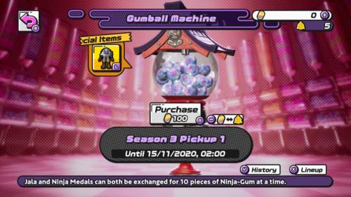 ninjala-gumball-machine
