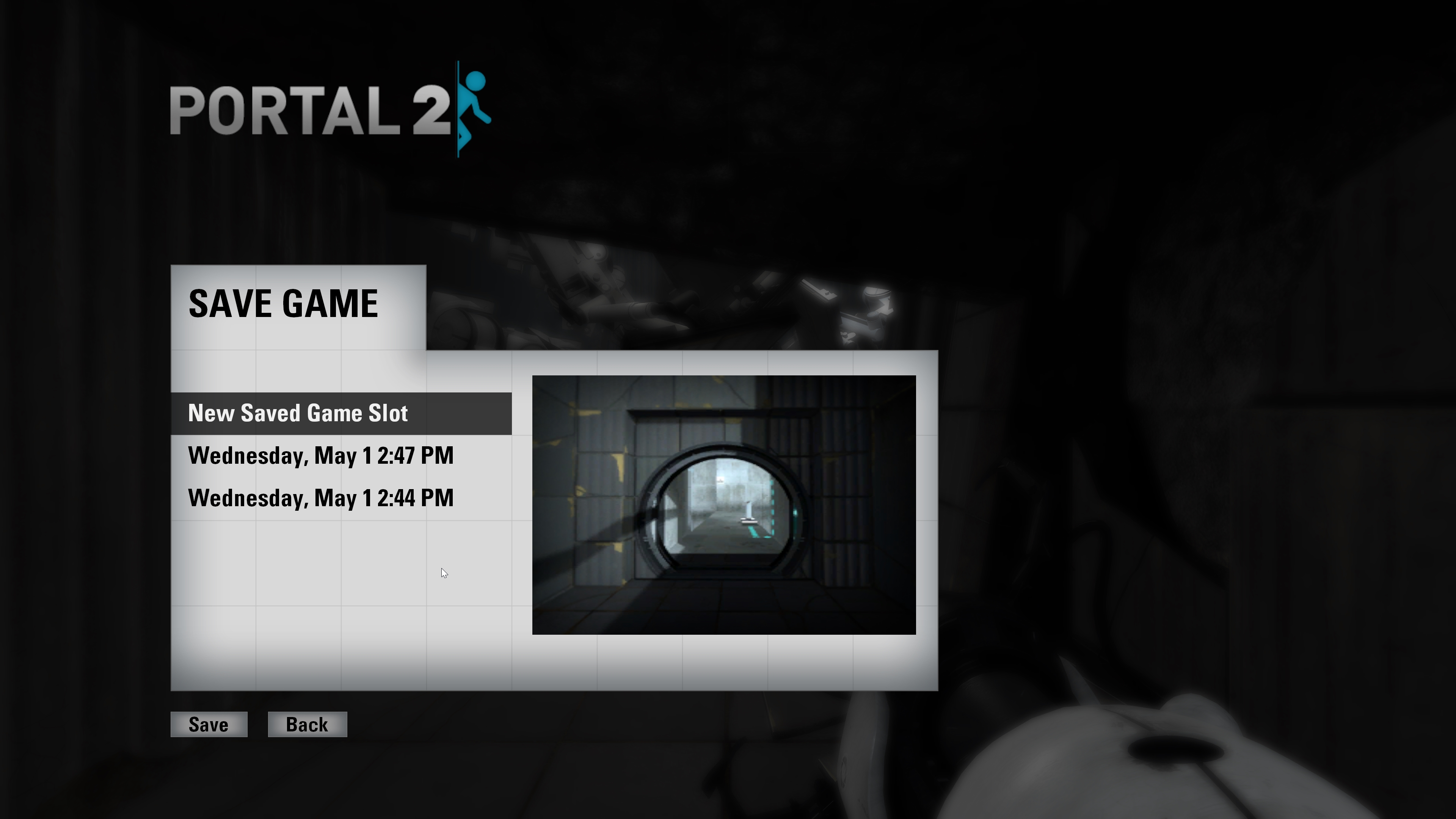 Portal 2 save game location rockway beach mo casino