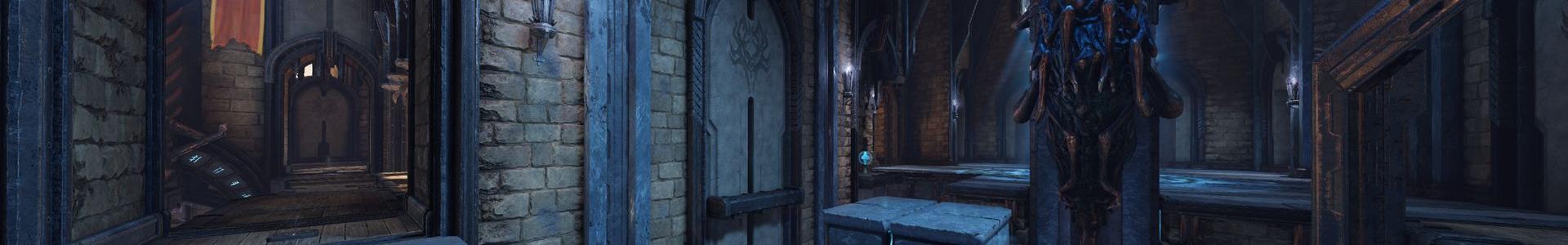 Banner media of Quake Champions video game.
