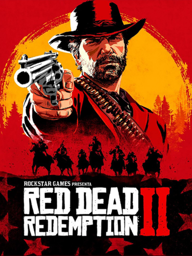 Cover media of Red Dead Redemption 2 video game.