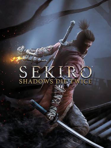 Cover media of Sekiro: Shadows Die Twice video game.