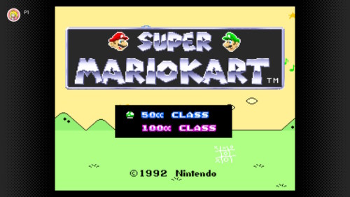 super-mario-kart-select-cubic-centimeter