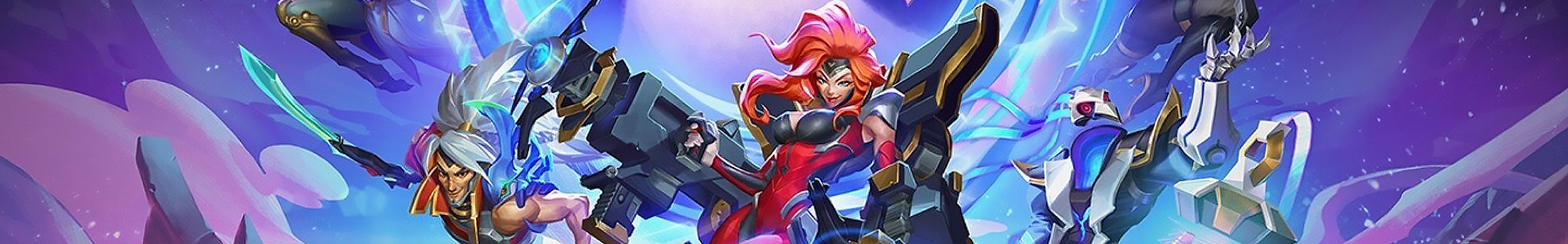Banner media of Teamfight Tactics Mobile video game.