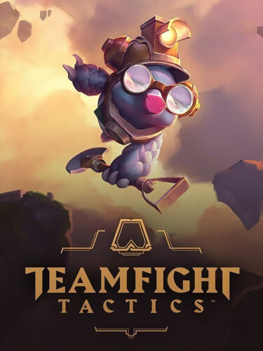 Cover media of Teamfight Tactics Mobile video game.