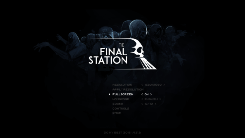 the-final-station-settings