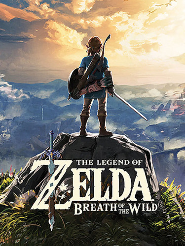 Cover media of The Legend of Zelda: Breath of the Wild video game.