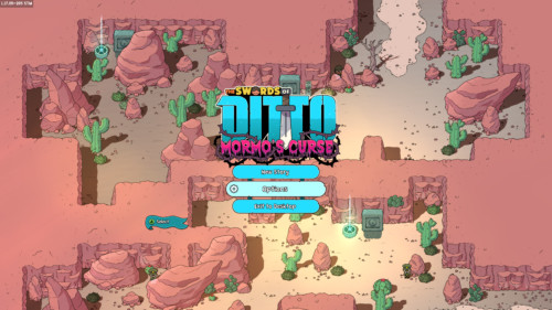the-swords-of-ditto-mormos-curse-main-menu
