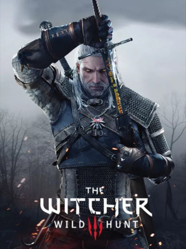 Cover media of The Witcher 3: Wild Hunt video game.